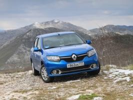 thumbs 1 Фотографии нового Renault Logan 2014