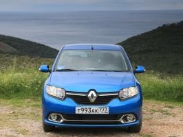 thumbs 20 Фотографии нового Renault Logan 2014