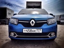 thumbs newlogan Фотографии нового Renault Logan 2014