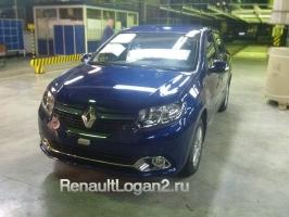 thumbs renaultlogan2 exterier Фотографии нового Renault Logan 2014