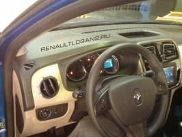 thumbs renaultlogan2 salon3 Фотографии нового Renault Logan 2014
