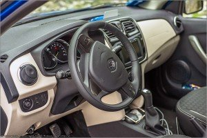 14 300x200 Фотографии нового Renault Logan 2014