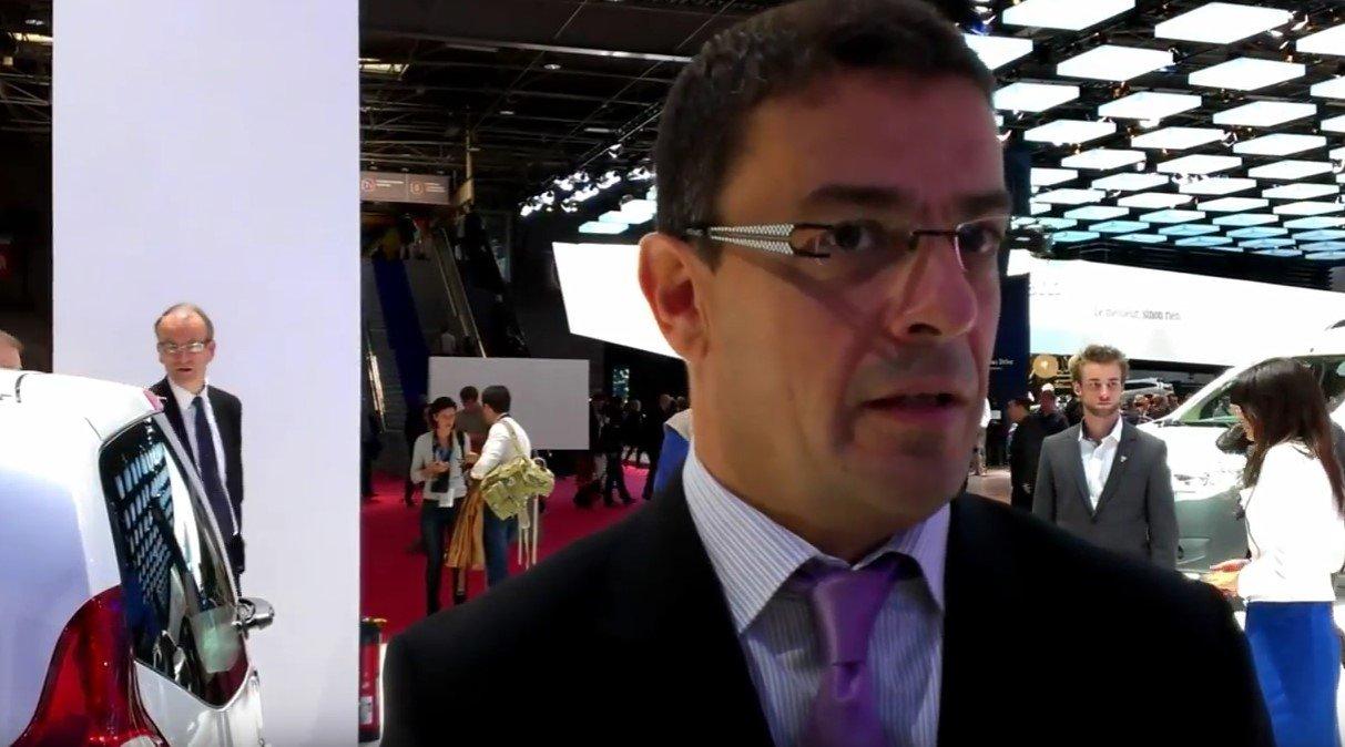 Директор по маркетингу Renault Брюно Бенайе