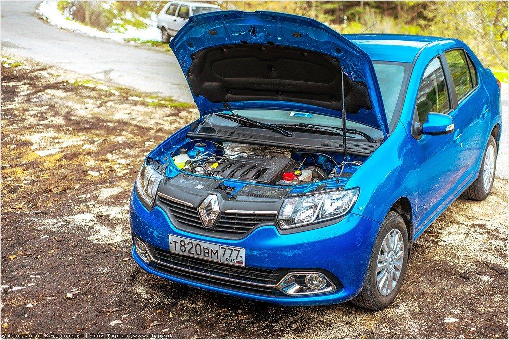 5 Фотографии нового Renault Logan 2014