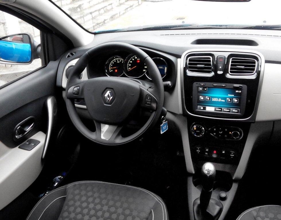 7 Фотографии нового Renault Logan 2014