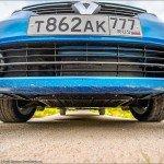 Демонтаж переднего бампера на Renault Logan своими силами