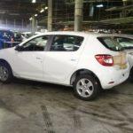 Старт производства Renault Sandero запланирован на март