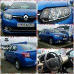 Фотографии нового российского Renault Logan в Черногории