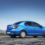 Новые фотографии Renault Logan New