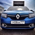 Официальные фотографии нового Logan от Renault