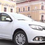 Новый Рено Логан — тест от «Петровский Автоцентр»