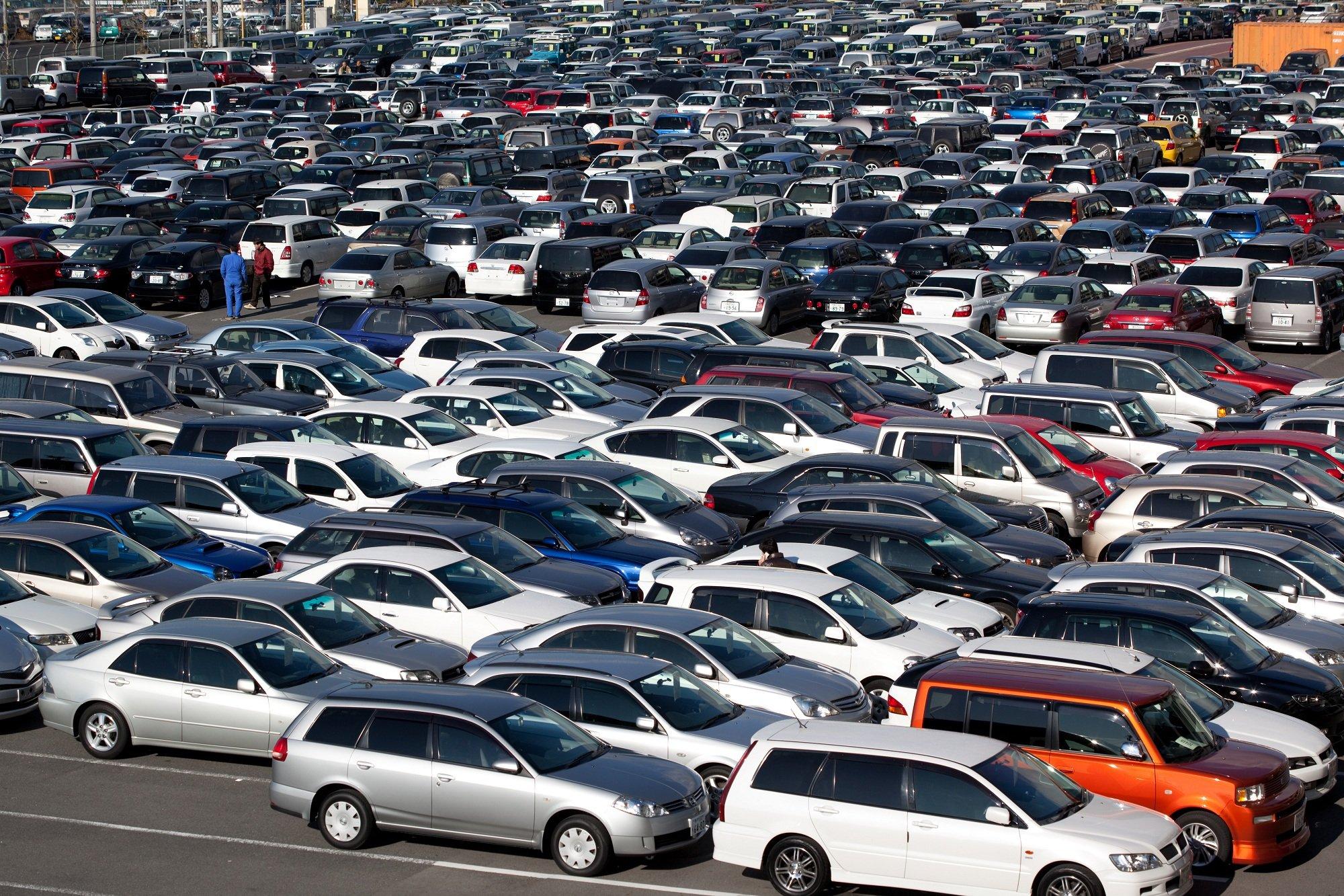 Автомобильный рынок