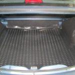 Особенности выбор коврика в багажник автомобиля