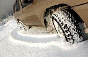 Особенности вождения автомобиля в зимний период