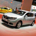 На московском салоне анонсирован новый Renault Sandero