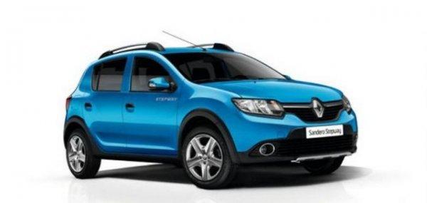 В России начались продажи Renault Sandero Stepway