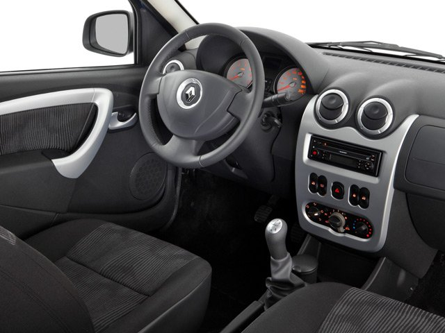 Салон Renault Logan2