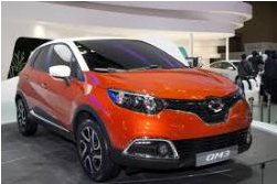 Объемы продаж кроссоверов Renault Samsung за год возросли почти на 30%