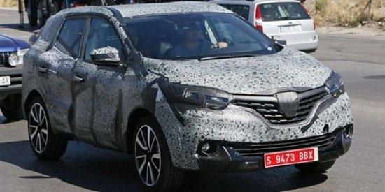 Новый внедорожник от Renault: секрет раскрыт
