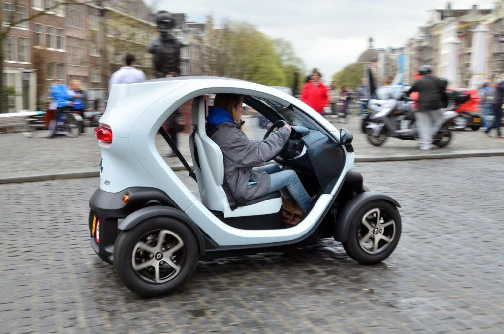 Renault Twizy 2014