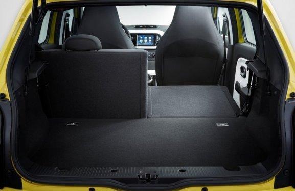 Салон Renault Twingo 2015