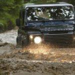 Сравнительный тест Land Rover Defender и Renault Duster