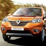 Новый Renault Koleos будет существенно больше предшественника