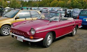 Renault 16 Coupe Cabriolet