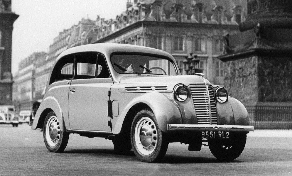Renault Juvaquatre
