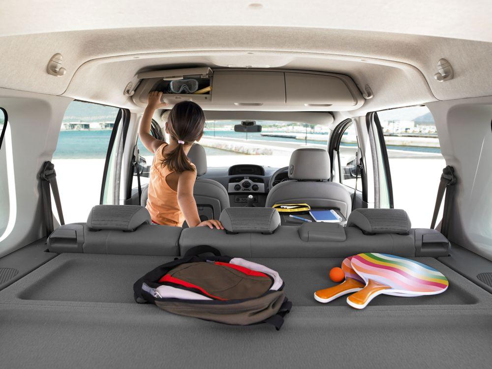 багажник Renault Kangoo