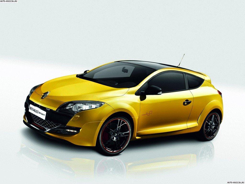 Clio RS и Megane RS по заказу для России