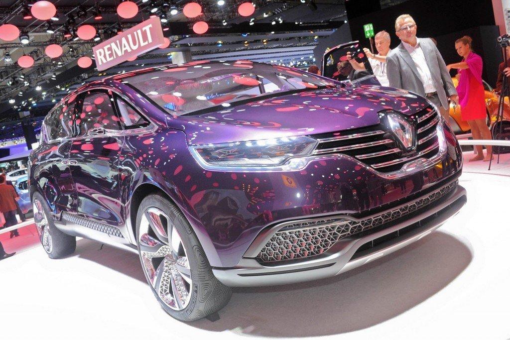 Initiale Paris от Renault