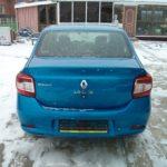 Ремонт обогрева заднего стекла в Renault Logan 2