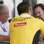 Интервью руководителей Renault Sport F1