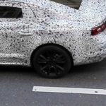 Преемник «Renault Laguna» замечен в Париже