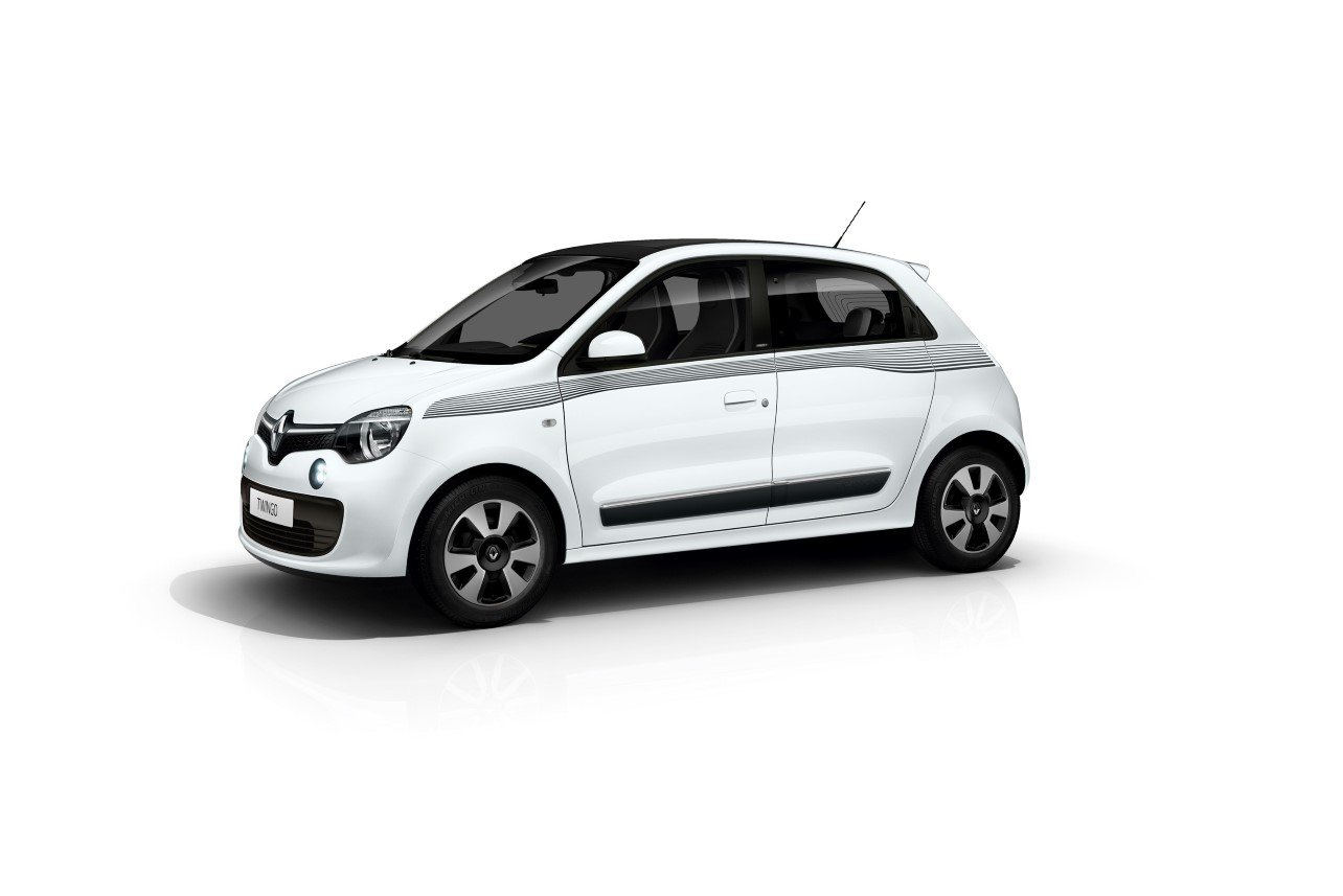 Внешний вид Renault Twingo Limited Edition