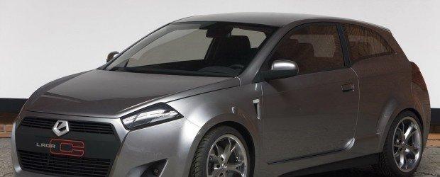Новая лада получит шасси от Renault Duster