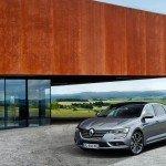 Renault представил седан Talisman