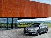 Renault Talisman - новый седан D-класса