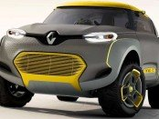 Концепт-кар мини-кроссовера Renault Kwid