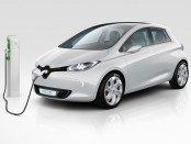 Renault Zoe - самый популярный электромобиль