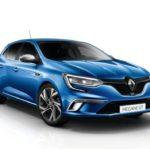 Рассекречена моторная гамма нового поколения хэтчбека Renault Megane