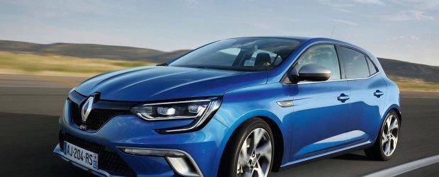 Хэтчбек Renault Megane