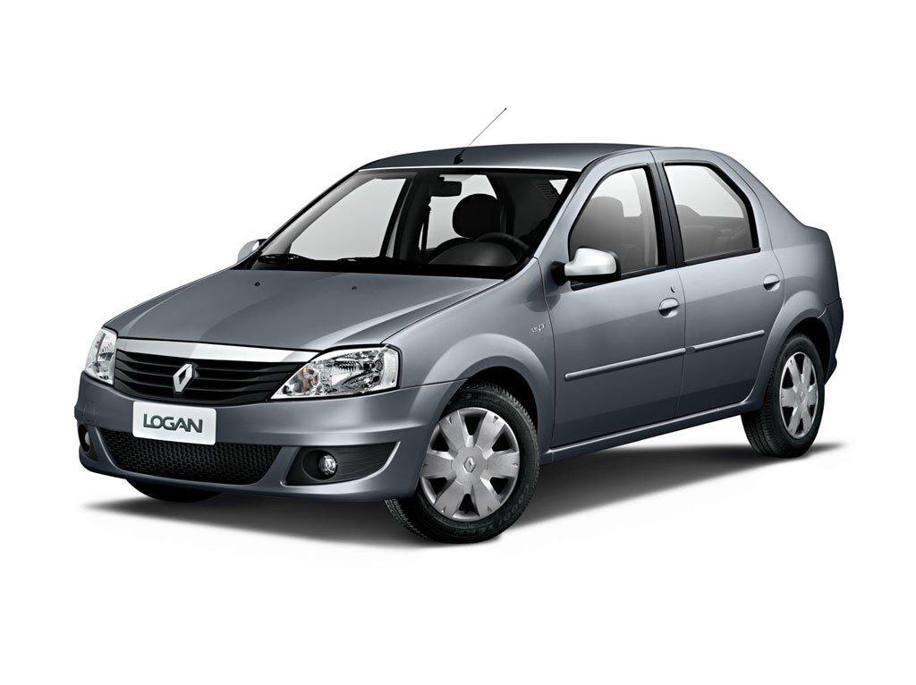 Renault Logan первого поколения с рестайлингом