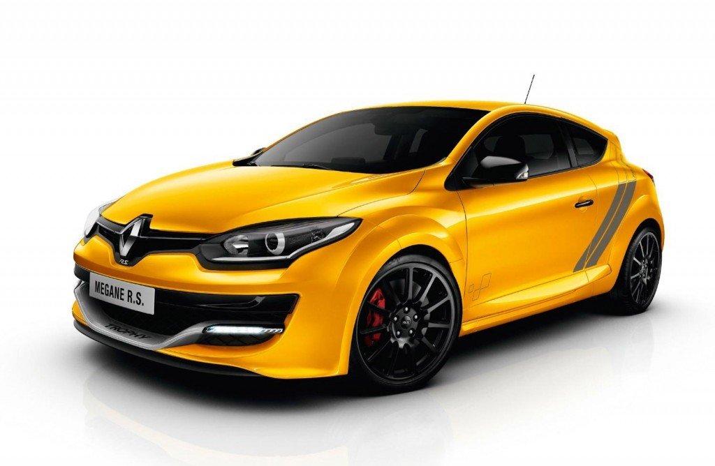 Renault Megane RS получит новый двигатель