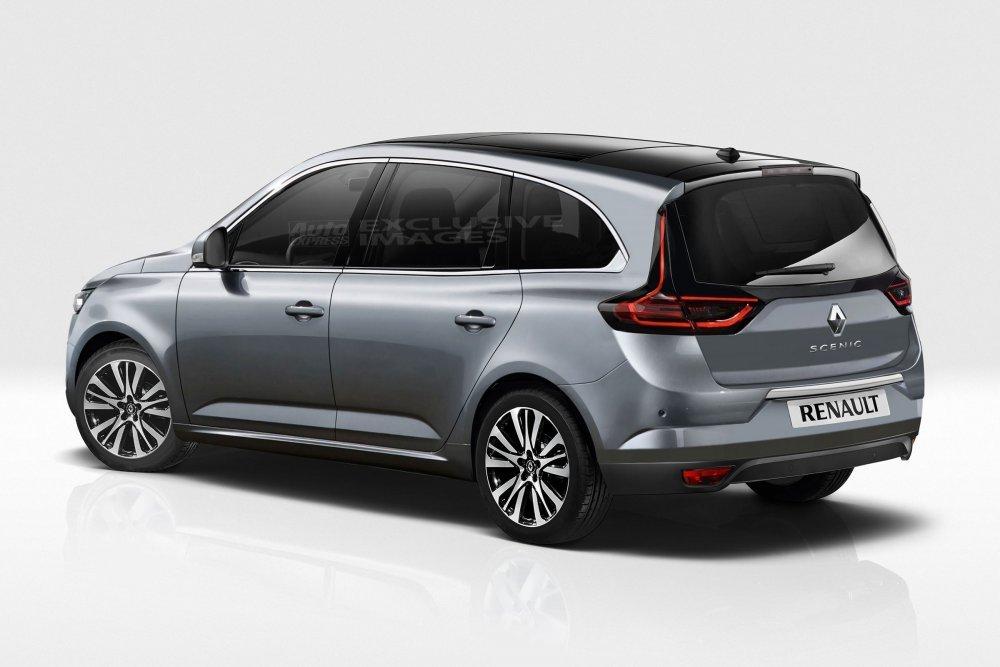 Renault Scenic2016