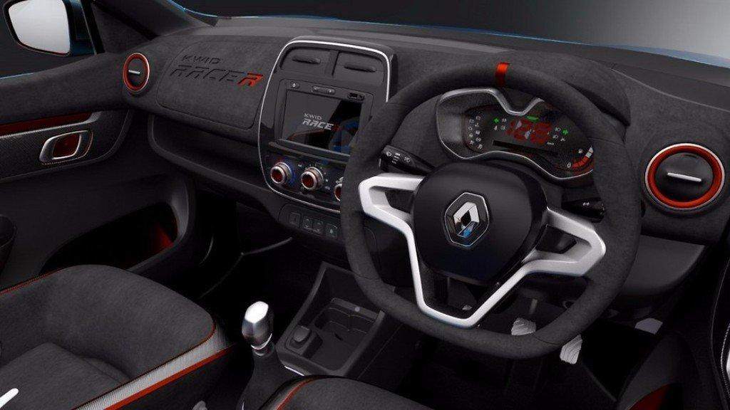 Панель приборов Renault KWID Racer