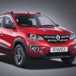 Renault Kwid выйдет в модификации кроссовера