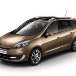 Renault Scenic дебютировал в Женеве