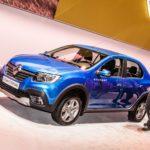 Живой обзор Renault Logan Stepway 2019